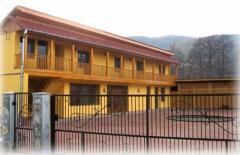Popasul Dacilor, Cazare Costesti-Hunedoara