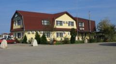Motel Delta, Cazare Sagu-Arad