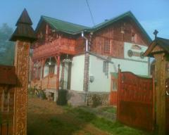 Pensiunea Cabana Rustica Nicusor, Cazare Belis-Cluj