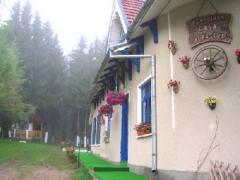 Pensiunea Casa Albastra din Padure