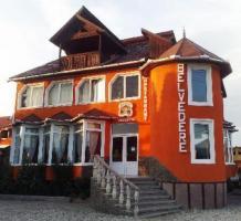 Pensiunea Belvedere, Cazare Hateg-Hunedoara