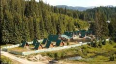Campingul Zanoaga ** . Cazare Cheile Zănoaga
