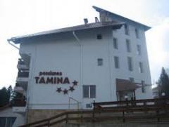 Complex Turistic Tamina. Cazare Predeal - Brașov