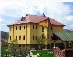 Complex Cristal-Casa Cristal. Cazare Slănic Moldova-Bacau