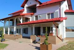 Pensiunea Villa Freiburg-Stalpeni