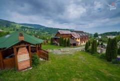 Pensiunea Anica din Rogojel, comuna Săcuieu