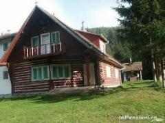 Cabana Crăciuneasa. Cazare Gura Raului-Sibiu