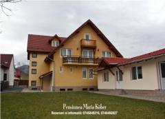 Maria Kober – 4*. Cazare Gura Raului-Sibiu