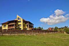 Pensiunea Casa Bradet **** - Intorsura Buzaului, Valea Buzaului