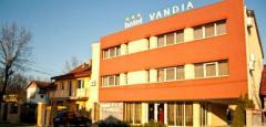 Hotel Vandia. Cazare Timișoara-Timis