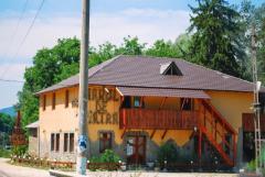 Pensiunea Hanul De Piatra *** - Magura, Valea Buzaului