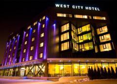 WEST CITY HOTEL. CAZARE CLUJ