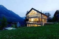 Casa dintre munți. Cazare Tohanu Nou-Brasov