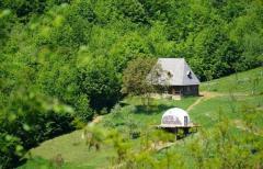 Valea Vinului- Casa tradițională. Cazare Vișeu de Sus-Maramures