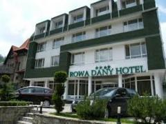 Hotel Rowa Dany. Cazare Sinaia-Prahova