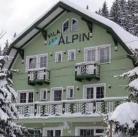 Vila Alpin 3*. Cazare Covasna