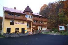 Vila Transilvania 3*. Cazare Băile Balvanyos-Covasna