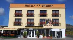 Motel Sheriff, Cazare Bistrita